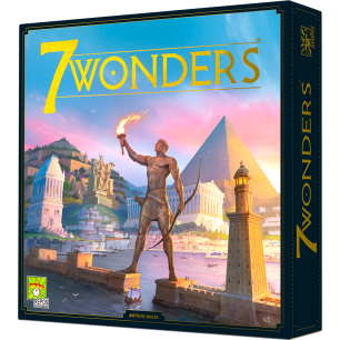 7 Wonders – Nouvelle Edition