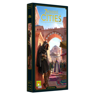 7 Wonders V2- Extension Cities