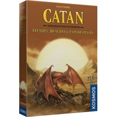 Catan – Trésors, Dragons et Explorateurs