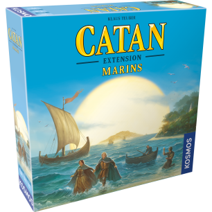 Catan – Extension Marins
