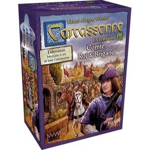 Carcassonne – Comte, Roi et Brigand