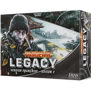 Pandemic - Legacy 2 Noir