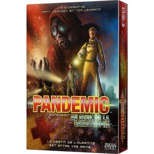 Pandemic- Au seuil de la Catastrophe