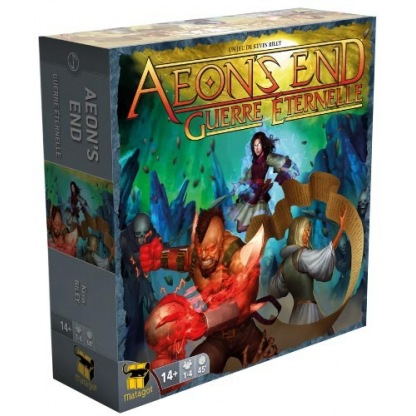 Aeon's End – Guerre Eternelle