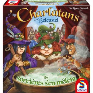 Les Charlatans de Belcastel – Les sorcières s'en mêlent