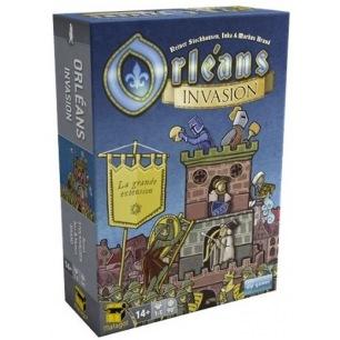 Orléans – Invasion