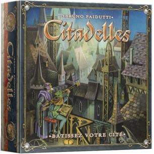 Citadelles – Nouvelle Version