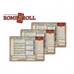 Rome & Roll – Extension personnages