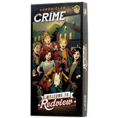 Chronicles of Crime – Welcome To Redview