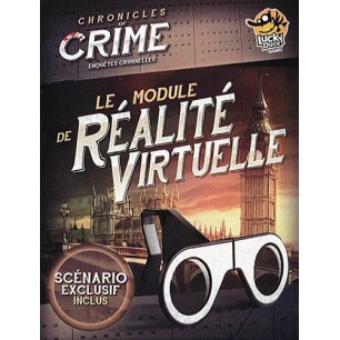 Chronicles Of Crime- Module de Réalité Virtuelle