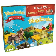 Kingdomino – Le Pack Royal