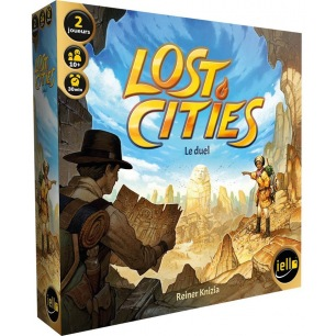 Lost Cities – Le duel