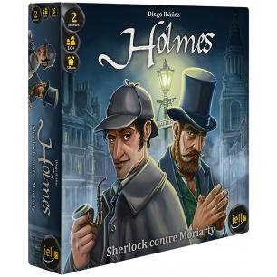 Holmes -Sherlock contre Moriarty