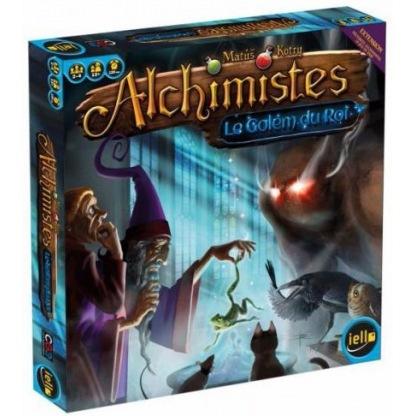 Les Alchimistes – Le Golem du Roi