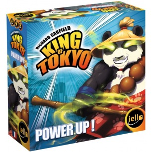 King Of Tokyo – Power Up