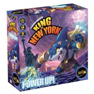 King Of New York – Power Up