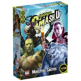 Smash Up : Monstres Sacrés  (ext 4)