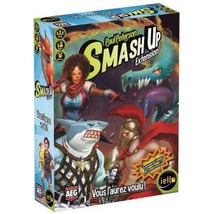 Smash Up : Vous l'aurez voulu ! ext 6
