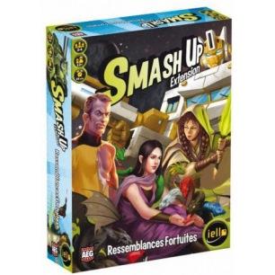 Smash Up : Ressemblances Fortuites ! ( ext 7 )