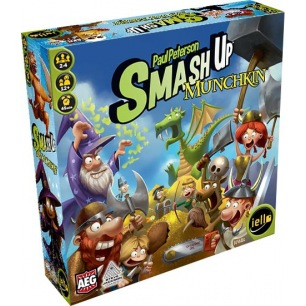 Smash Up – Munchkin