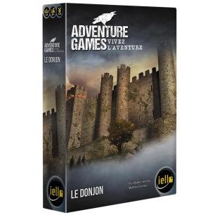 Adventure Games – Le Donjon