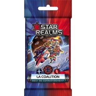 Star Realms – Deck de Commandement – La Coalition