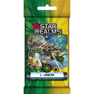 Star Realms – Deck de Commandement – L'Union