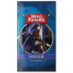 Hero Realms – Deck de Héros : Voleur