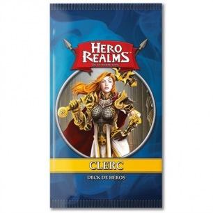 Hero Realms – Deck de Héros : Clerc