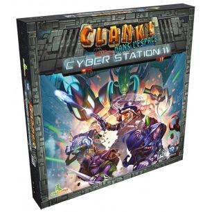 Clank! – Dans l'espace – Cyberstation 11