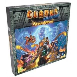Clank!- Dans l'Escapce!  Apocalypse
