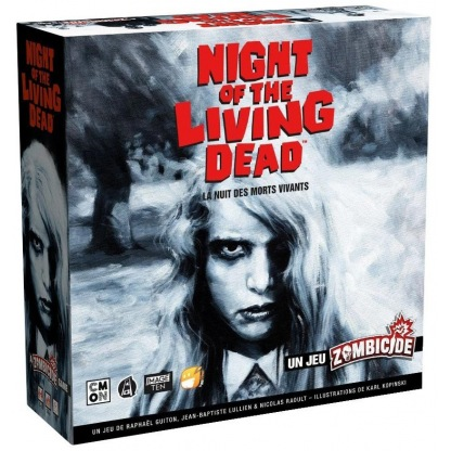 Zombicide – Night Of The Linving Dead