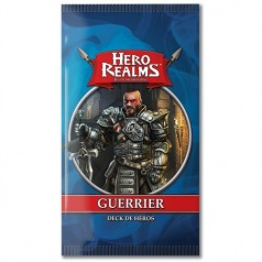 Hero Realms – Deck de Héros : Guerrier