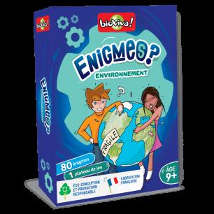 Enigmes – Environnement
