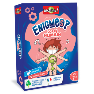 Enigmes – Corps Humain