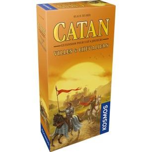 Catan : Villes et Chevaliers - Extension 5/6 joueurs