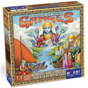 Rajas Of The Gange : The Dice Charmers