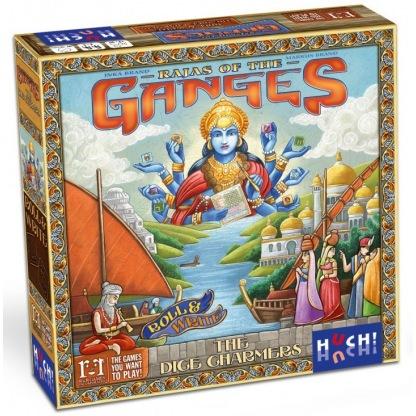 Raja Of The Gange : The Dice Charmers