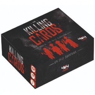 Killing Cards : Mafia