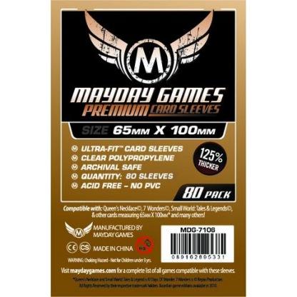 Sleeves Mayday Mini Chimera Premium 43 x 65 mm - 50 p