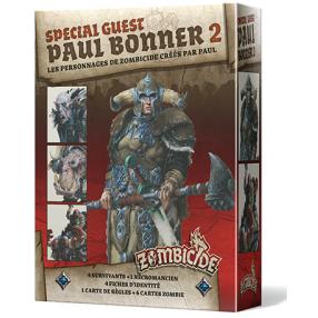 Zombicide BP- Green Horde- Special Guest Paul Bonner 2