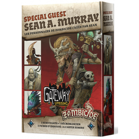Zombicide BP-Green Horde-Special Guest Sean A. Murray