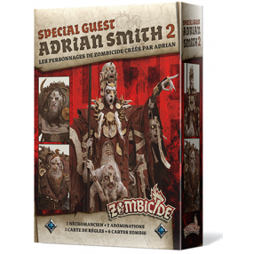 Zombicide Green Horde- Special Guest Adrian Smith 2