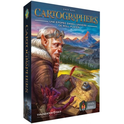 Cartographers : A Roll player's Tale