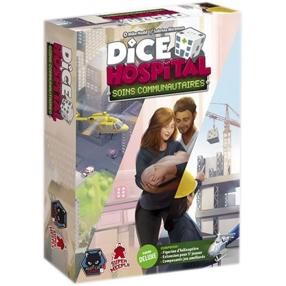 Dice Hospital : Soins Communautaires Deluxe
