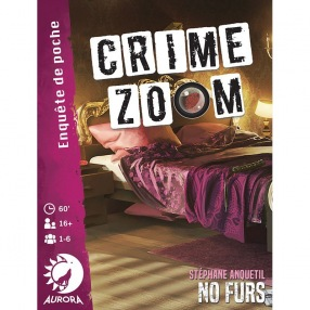Crime Zoom : Un Ecrivain Mortel