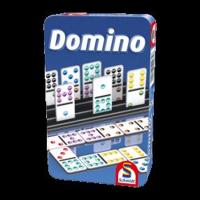 Domino ( Boîte Métal )PIX577
