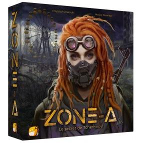 Zone-A : Le secret de Tchernobyl