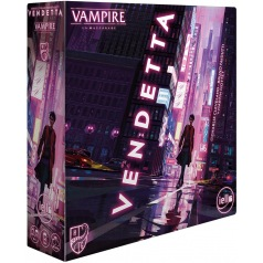 Vendetta Vampire : La Mascarade