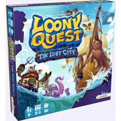 Loony Quest : The Lost City